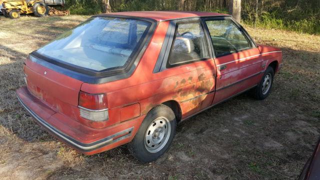 1984 amc renault encore s hatchback 1 4l 4 speed manual transmission. Black Bedroom Furniture Sets. Home Design Ideas