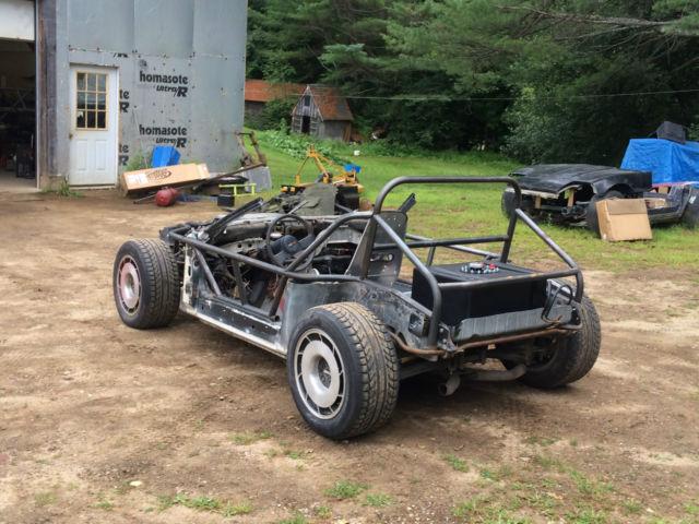 1984 C4 Corvette Roller Project Car