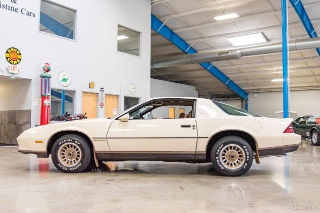 1984 Chevrolet Camaro Berlinetta 5 0l V8 57k Original Miles 84