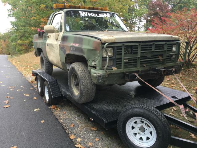 Chevrolet K30 6 2 Diesel – Auto Image Ideas