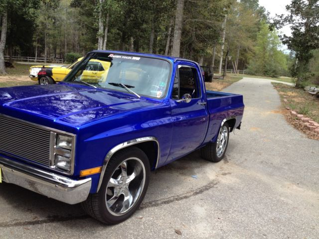 1984 Chevy Pick Up Custom Paint House Of Colors Cobat