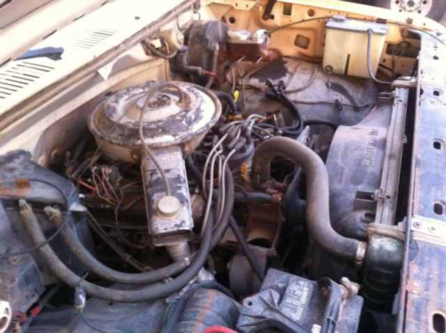 Ford Pickup F150 >> 1984 Ford F150 4x4 regular cab, 351 gas engine. 4sp. trans. World wide shipping