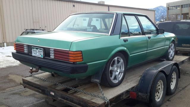 1984 Ford Falcon 460 V8 C6 Shift Kit Trans 4 Wheel Disc