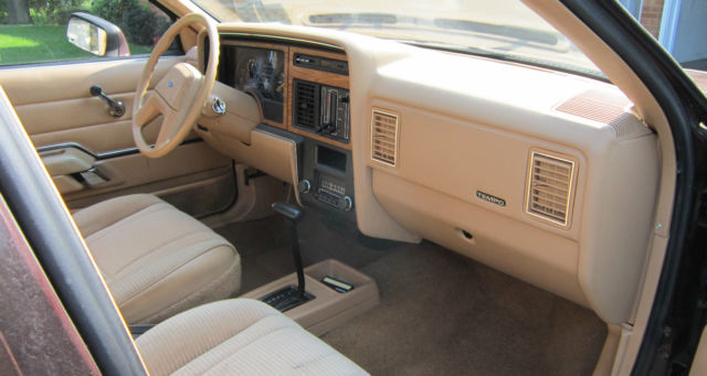 1984 ford tempo gl sedan 4 door 2 3l 1984 Ford Tempo GL