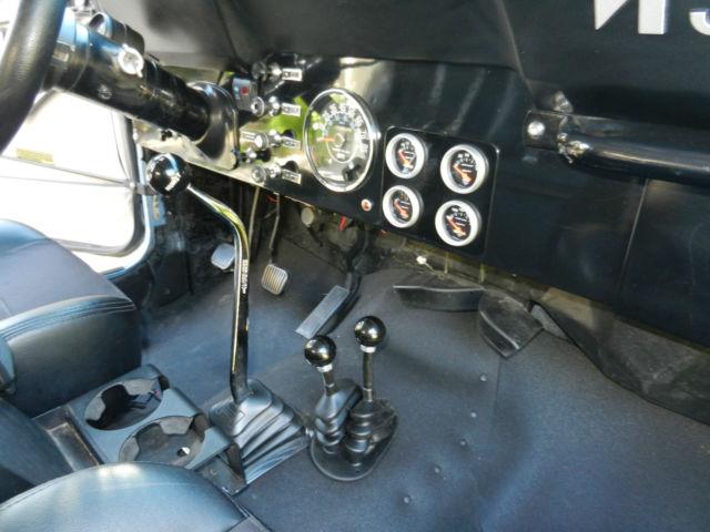 Blue Jeep Renegade >> 1984 Jeep CJ7 Renegade Fuel Injection FACTORY Dana 44 rear