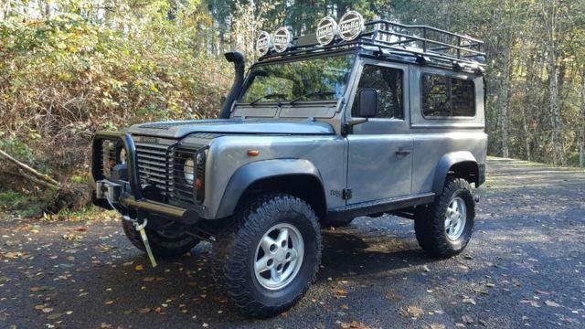1984 land rover defender 90 td5 diesel motor swap only. Black Bedroom Furniture Sets. Home Design Ideas