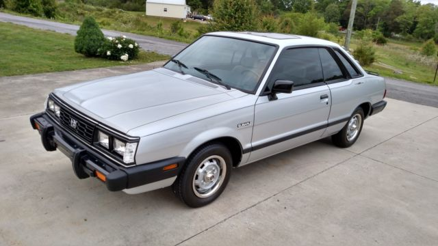 1984 subaru gl 10 2 door coupe beautifully restored mint. Black Bedroom Furniture Sets. Home Design Ideas