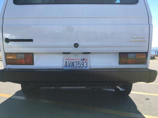 1984 Volkswagen Vanagon Westfalia Camper Westy Fully