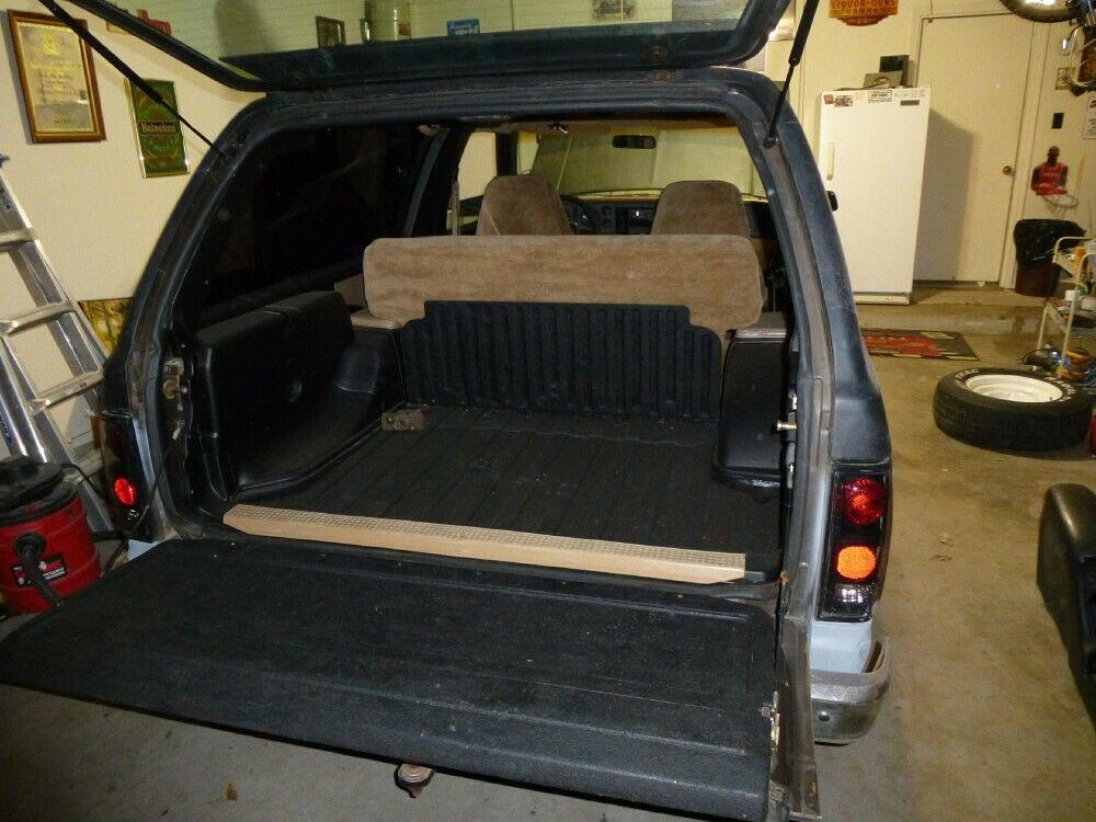 1985 2 Door Chevy S10 Blazer V8 Street Rod Project