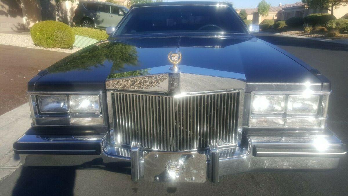 1985 Cadillac Seville Elegante
