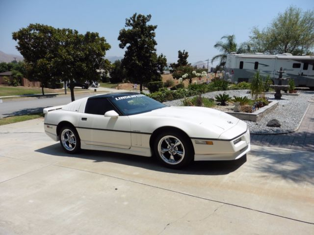 1985 chevrolet corvette by lingenfelter. Cars Review. Best American Auto & Cars Review