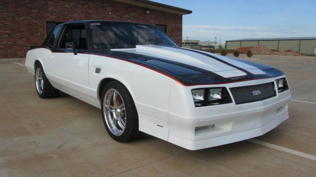 1985 Chevrolet Monte Carlo SS Pro-Touring Resto-Mod