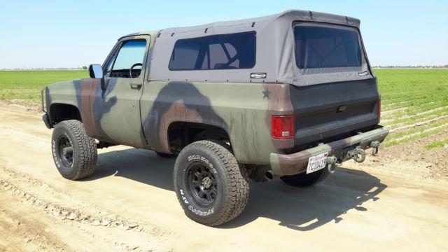 K5 Blazer For Sale Craigslist >> M1009 For Sale California | Autos Post