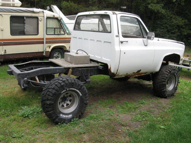 Chevy Rock Crawler : Chevy truck mud rock crawler interco