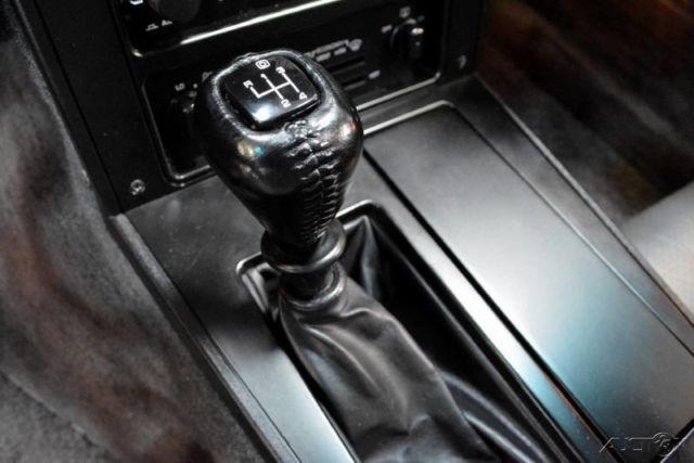 1985 corvette z51 5 7l v8 4 speed manual transmission transparent rh classicvehicleslist com 85 corvette repair manual 90 Corvette