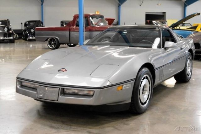 1985 corvette z51 5 7l v8 4 speed manual transmission transparent rh classicvehicleslist com 85 corvette manual transmission shifts hard 85 corvette manual transmission shifts hard