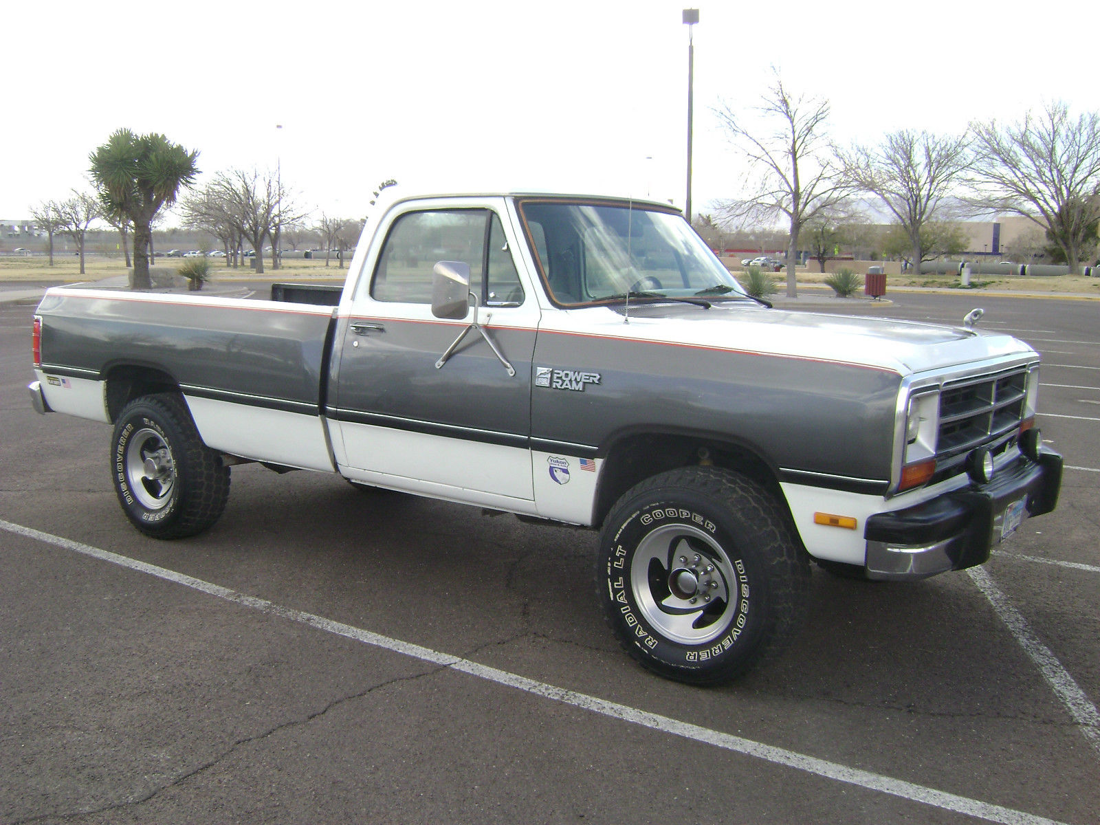 1985 dodge d250 power ram royal se not diesel cummins. Black Bedroom Furniture Sets. Home Design Ideas
