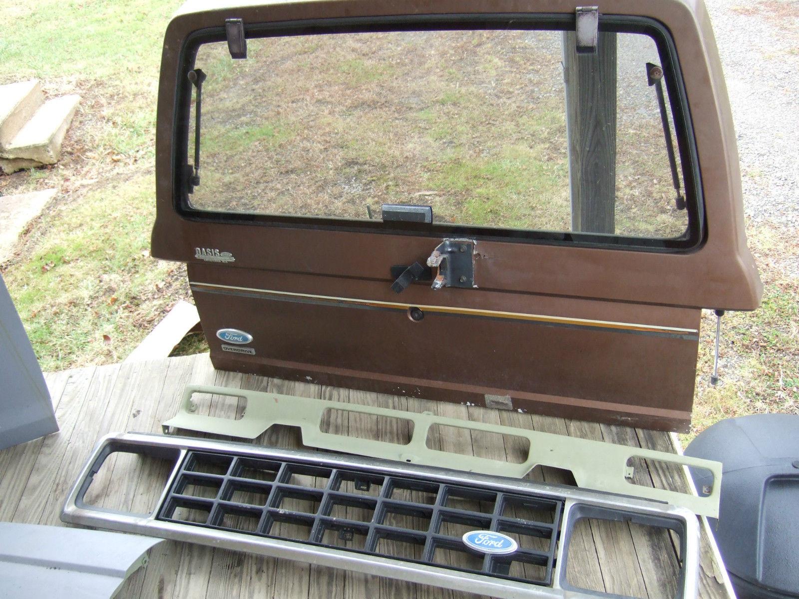 1985 Ford Bronco II Base Sport Utility 2-Door 2.8L/ 83-88 ...