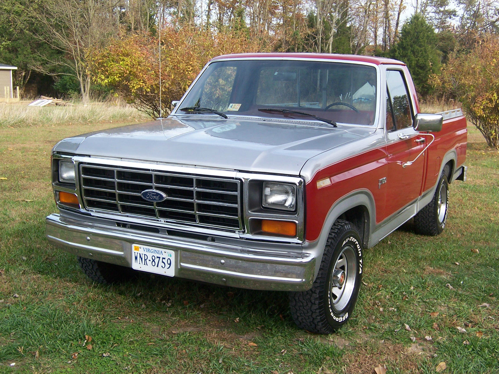 1985 ford f 150 xl standard cab pickup 2 door 5 0l