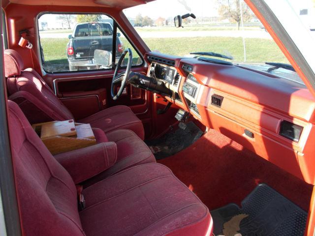1985 Ford F 150 Xlt Lariat Standard Cab Pickup 2 Door 5 0l