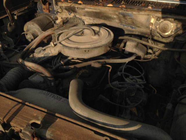 1985 FORD F150 XL 4X4 PICKUP TRUCK 4.9 ENGINE 4 SPEED ...