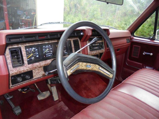 Ford F Xlt Explorer Lariat Short Bed on 1985 Ford F 150