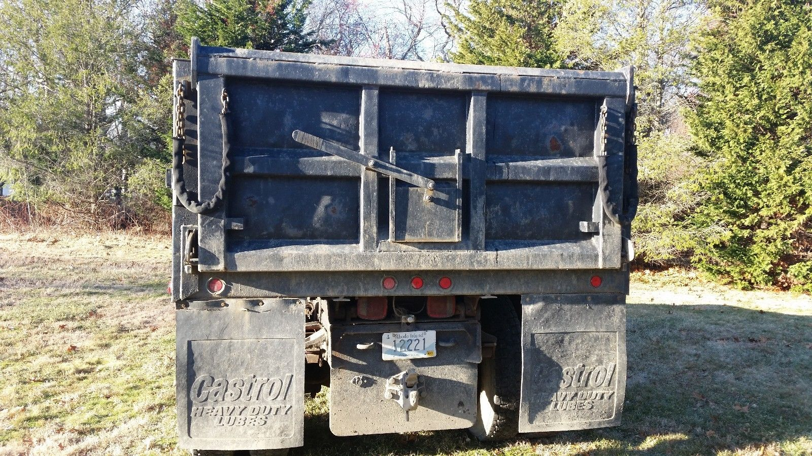 1985 Ford F700 8 2l Turbo Noncdl Dumptruck For Sale In