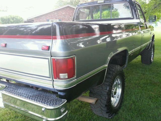 1985 Gmc Chevy K30 K3500 1 Ton 4x4 Dana 60 Srw