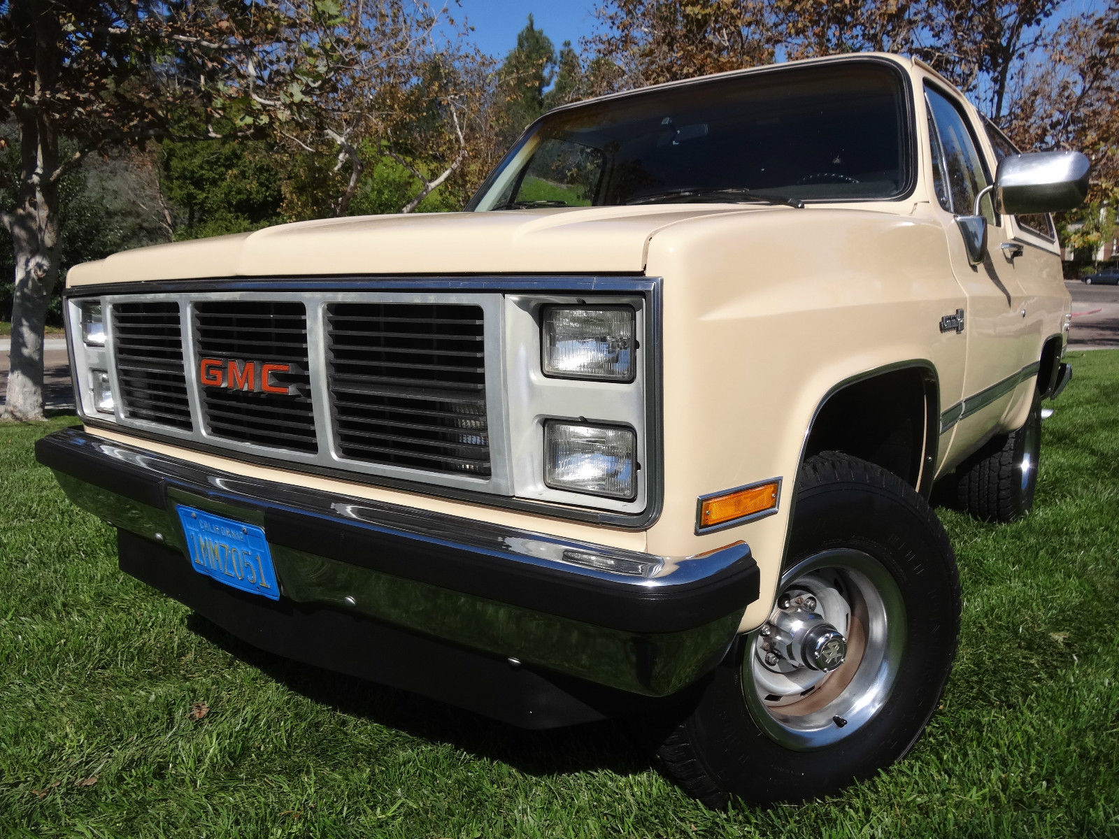 1985 GMC Jimmy Sierra , ONE OWNER, COLLECTORS DREAM