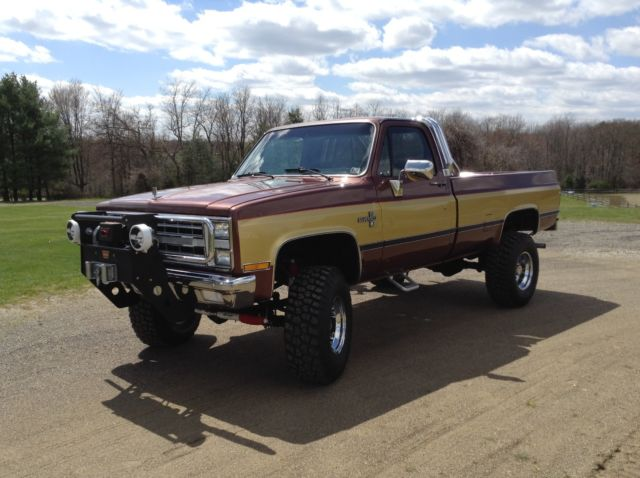 1985 k20 chevy silverado truck 4x4 pickup. Black Bedroom Furniture Sets. Home Design Ideas