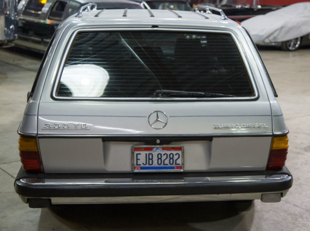 1985 mercedes benz 300td wagon for Mercedes benz lake forest