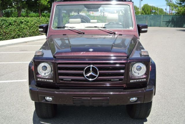 1985 mercedes g wagon convertible g 280 cabrio. Black Bedroom Furniture Sets. Home Design Ideas