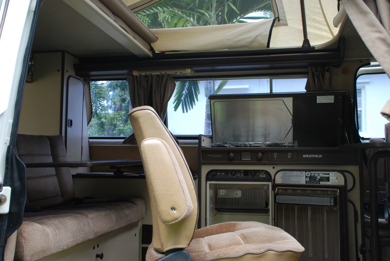 1985 Vanagon Westfalia - New VW-GoWesty 2300 cc water cooled