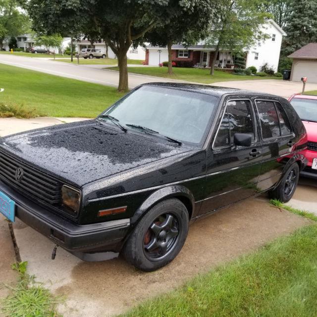 1985 Volkswagon Golf Diesel