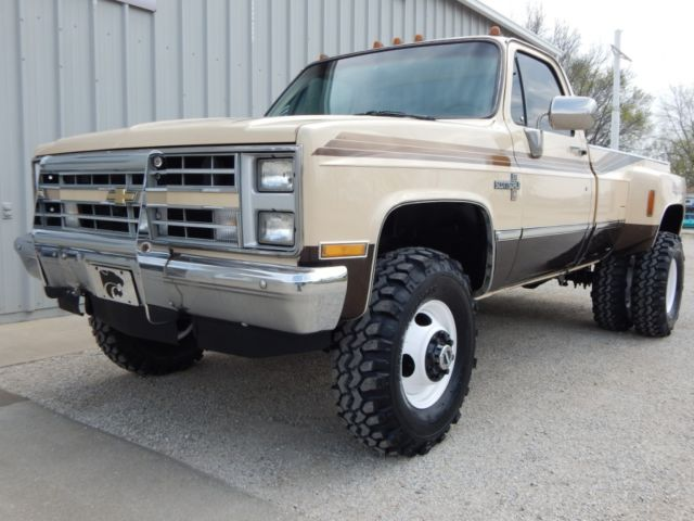 1986 Chevy K30 Dually For Sale Html Autos Post