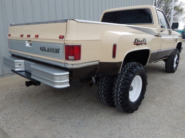 1986 Chevrolet K30 Regular Cab Dually 454 Big Block 4x4