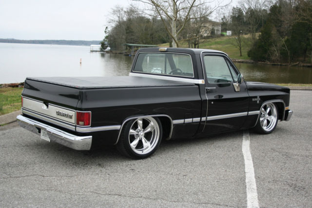 1986 chevy c10 swb air ride 20 american racing wheels for American classic wheels for sale