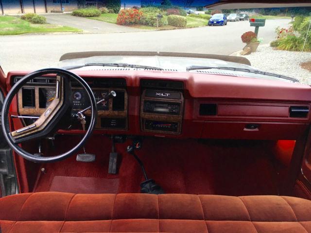 1986 Ford F 250 Xlt 6 9 Turbo Diesel 119k All Original