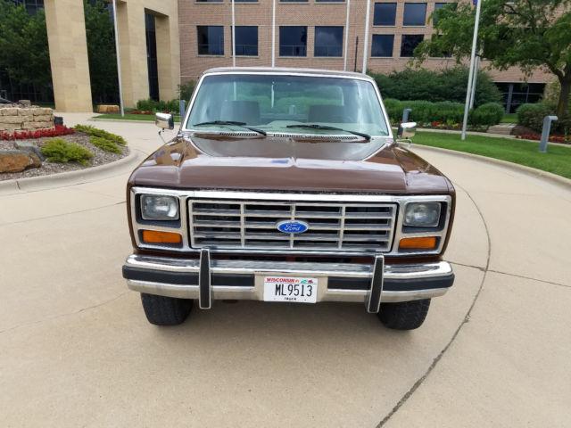 1986 ford f250 xlt ford truck bronco f150 f350 1987 1988 1985 1984 1989 1990. Black Bedroom Furniture Sets. Home Design Ideas