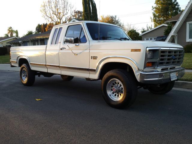 1986 ford f250 xlt lariat diesel rebuilt automatic transmission f 250 3 4. Black Bedroom Furniture Sets. Home Design Ideas