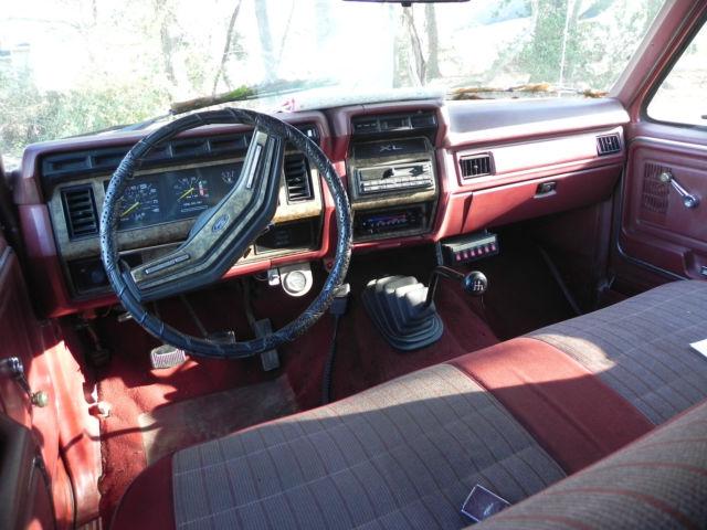 1986 ford f350 diesel crew cab ramp truck rollback car hauler toy hauler. Black Bedroom Furniture Sets. Home Design Ideas