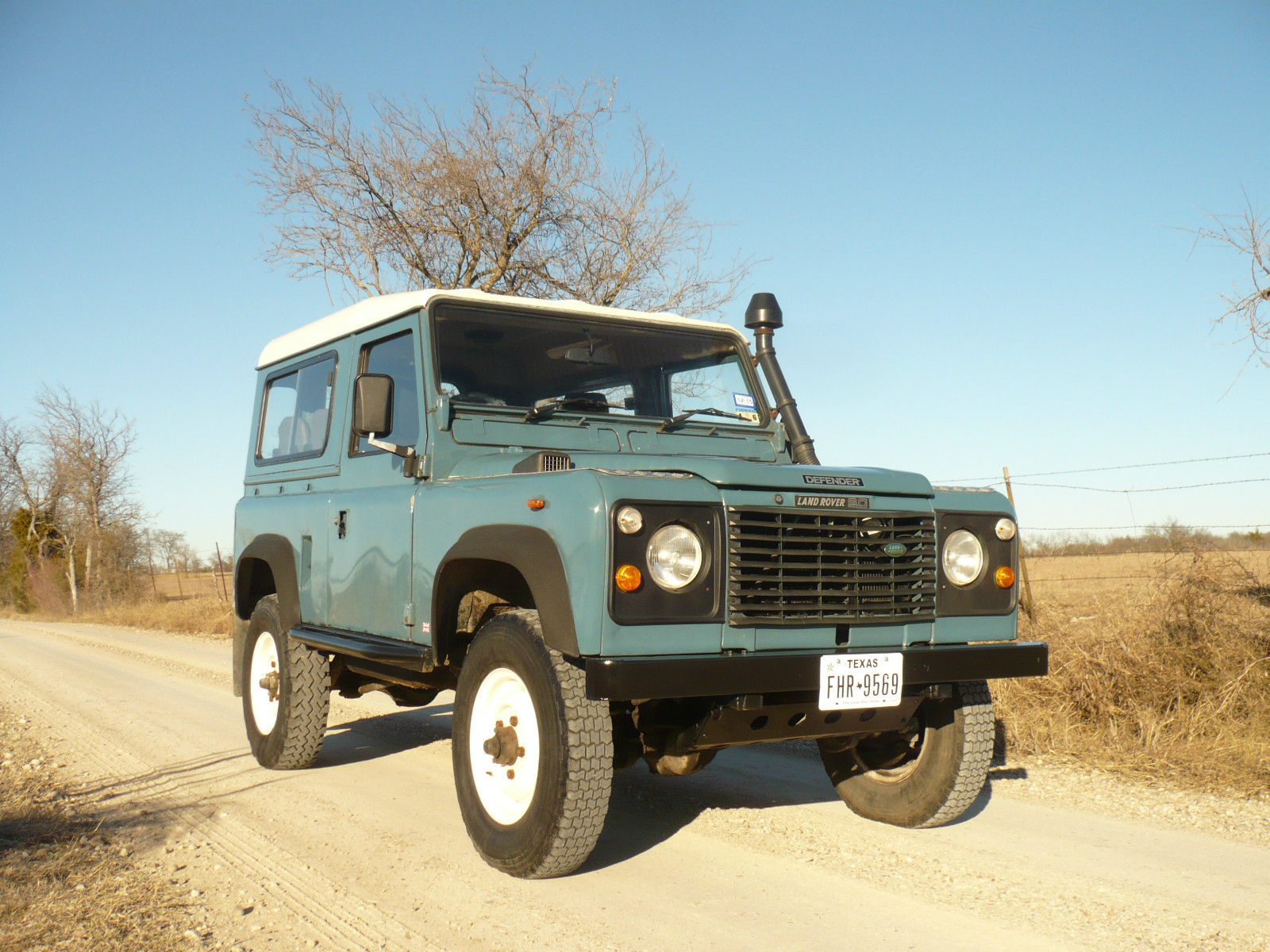 Land Rover Defender For Sale Texas >> 1986 Land Rover Defender 90 200TDI for sale in Van Alstyne, Texas, United States