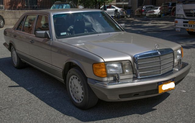 1986 mercedes benz 300 series the best w126 diesel very for Best time of year to buy a mercedes benz