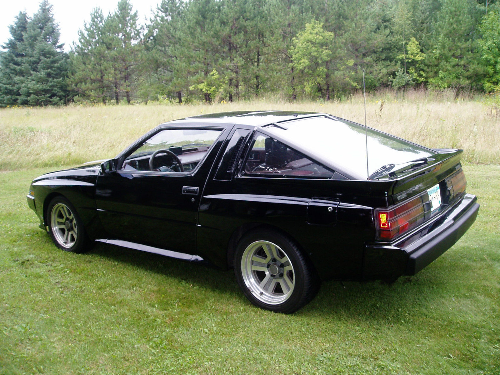 1986 Mitsubishi Starion Conquest Coupe 2 Door 2 6l
