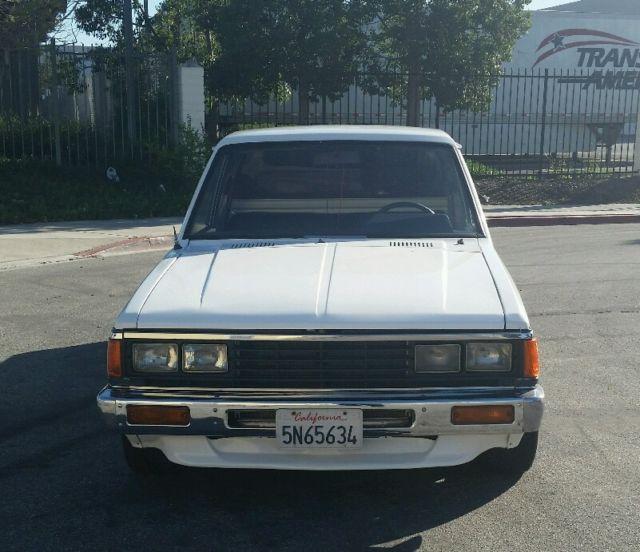 1986 NISSAN DATSUN 720 PICK UP TRUCK NAPS Z28