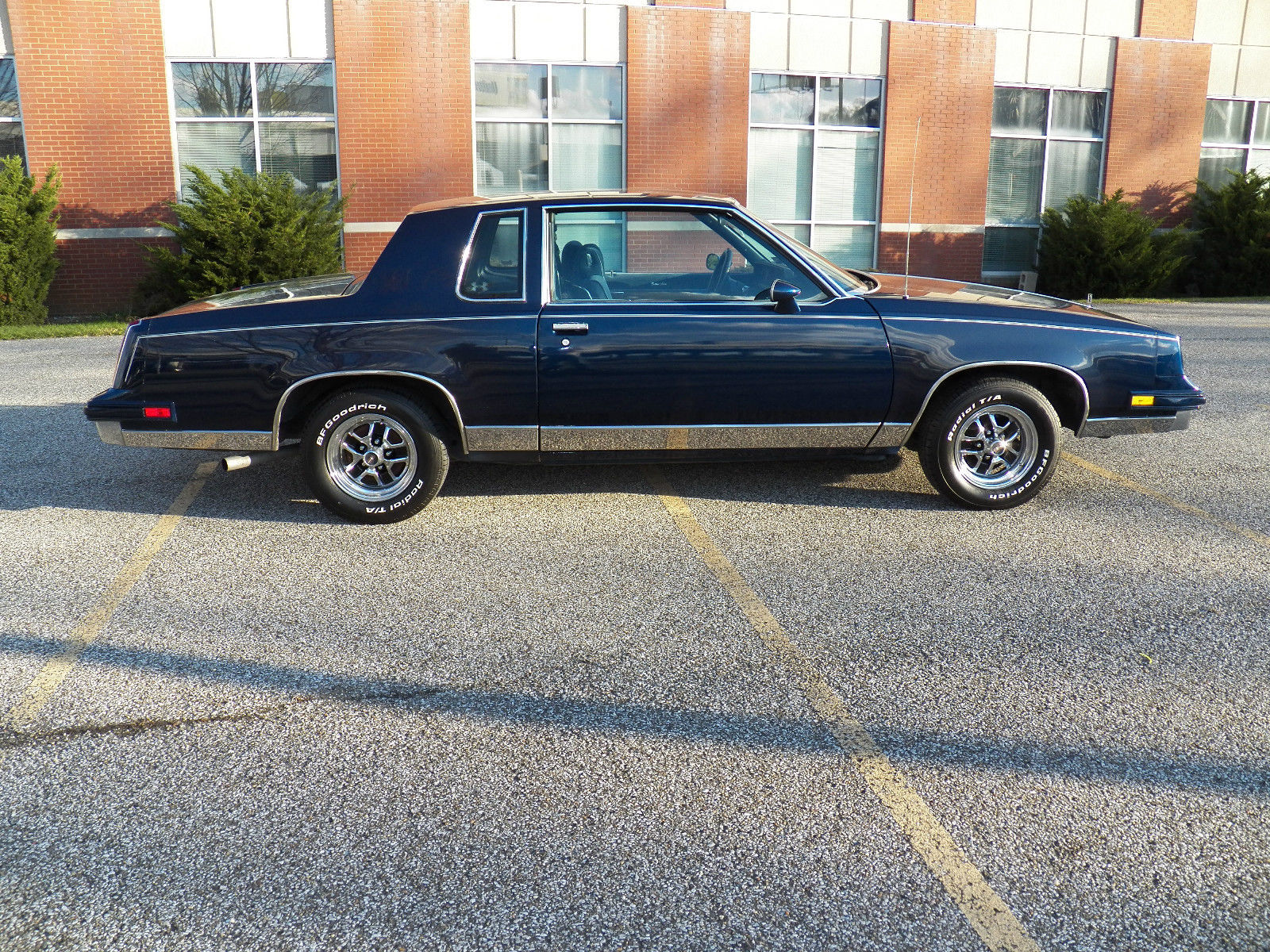 1986 oldsmobile cutlass salon coupe 2 door 5 0l