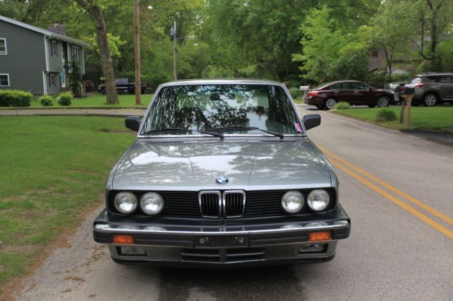 1987 Bmw 535is E28 M5 M3 Style