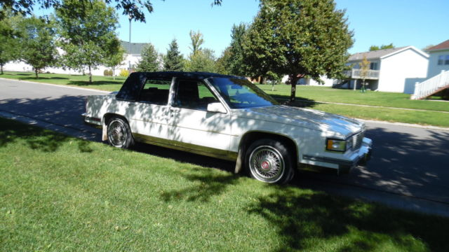 Wahpeton (ND) United States  city pictures gallery : ... Cadillac Fleetwood for sale in Wahpeton, North Dakota, United States