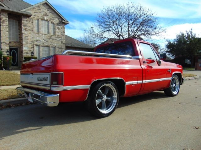 Square Body Chevy Lift And Tire Size On A Daily Driver Gm Square