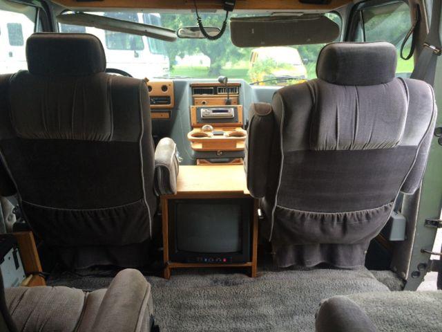 1987 Chevy G20 Van